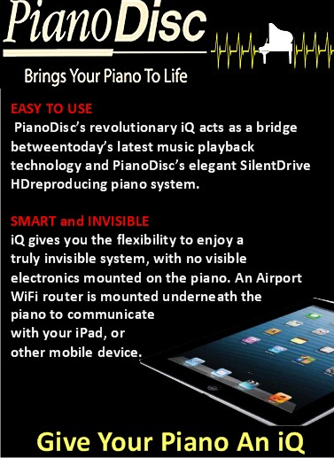 Jasons Music Center Pianodisc Player Systems