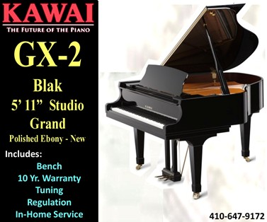 Jasons Music Center - Kawai Acoustic Pianos