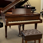 Completely rebuilt and refinished Steinway M