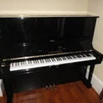"Like New Yamaha Model U3 52"" Professional Upright"